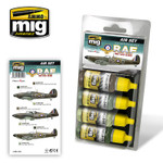 Ammo of MiG - RAF Early WWII Paint Set