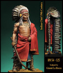 Romeo Models - Indian Chief, 19th Century
