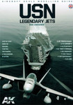 AK Interactive - USN Legendary Jets Aircraft Scale Modeling Guide