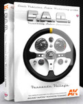 AK Interactive - FAQ Civil Vehicles Scale Modeling Guide Book