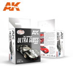 AK Interactive - Two Component Ultra Gloss Varnish Kit