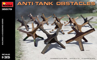 Miniart Models - Anti-Tank Obstacles