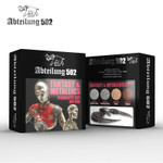 Abteilung 502 - Fantasy and Metallics Pigment Set