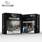 Abteilung 502 - Railroad Pigment Set