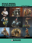 Mr. Black Publications Scale Model Handbook - Figure Modelling 17