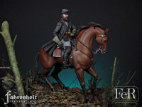 "FeR Miniatures: Faherenheit Miniature Project - General ""Stonewall"" Jackson, 1863"