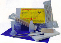 Flex-I-File - Airbrush Cleaning Kit