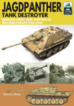 Casemate Publishing: Tank Craft - #8 Jagdpanther Tank Destroyer, German Army & Waffen SS, Western Europe, 1944-45