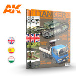 AK Interactive: 	Tanker Magazine #9 - Rarities & Variants