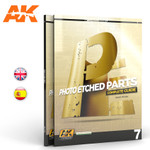AK Interactive: Learning Series 7: Photo-Etched Parts Complete Guide Book