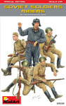 Miniart Models - Soviet Soldiers Riders