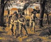 Masterbox Models - US Paratroopers, 1944