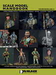 Mr. Black Publications: Scale Model Handbook - Figure Modelling 22