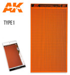 AK Interactive - Easy Cutting Type 1 Board