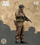 Scale 75 - British Lance Corporal 1/35th scale