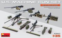 Miniart Models - US Machine Gun Set