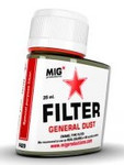MIG Productions - Enamel General Dust Filter