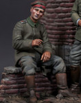 Model Cellar - WWI German, Seated
