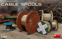 Miniart Models - Cable Spools