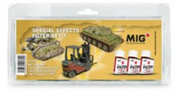 MiG Productions - 	Enamel Special Effects Filter Set #1