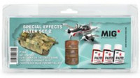 MiG Productions - 	Enamel Special Effects Filter Set #2