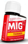 MiG Productions - Thinner 125ml Bottle