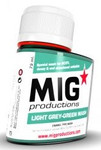 MiG Productions - Enamel Light Grey-Green Wash