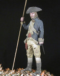 Model Cellar - Valley Forge Militia #3, 1777