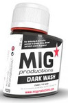 MIG Production - Enamel Dark Wash
