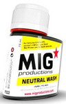 MIG Productions - Enamel Neutral Wash