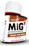 MIG Productions - Enamel Wash for Wood