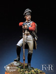 FeR Miniatures - Royal Welch Fusiliers, Bunker Hill, 1775