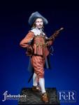 FeR Miniatures - Le Gentilhomme, XVIIe Siècle