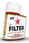MIG Productions - Enamel Orange Filter for Desert Camo