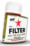 MIG Productions - Enamel Grey Filter for Light Green