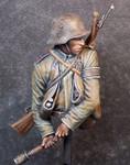 Model Cellar - WWI German Trench Raider