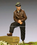 Alpine Miniatures - WSS Panzer Officer, 44-45