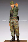 Alpine Miniatures - WSS Infantry Officer, 44-45