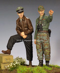 Alpine Miniatures - WSS Officers, 44-45, Set