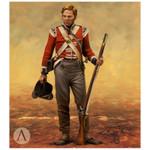 Scale 75 - Coldstream Guard, 1815