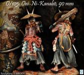 Alexandros Models - ONI-NI-KNABO