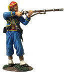 Wm. Britain: American Civil War - 146th NY Zouave Standing Firing No.1