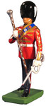Wm. Britain: Ceremonial - Grenadier Guards Drum Major