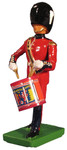 Wm. Britain: Ceremonial - Grenadier Guards Side Drummer