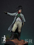 FeR Miniatures: David Zabrocki Signature Series  - Napoleon Bonaparte, Grenoble, 1815