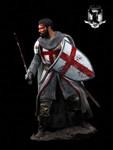 Andrea Miniatures - Templar Knight, XII Century (90mm)
