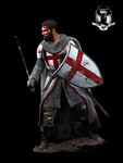 Andrea Miniatures - Templar Knight, XII Century (54mm)