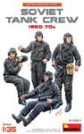 Miniart Models - Soviet Tank Crew, 1960-1970s