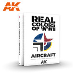 AK Interactive: Real Colors of WWII - Aircraft