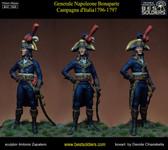 Best Soldiers - Generale Napoleon Bonaparte, Italian Campaign 1796-97
